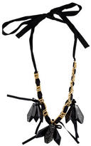 Marni Lucite Bead Necklace