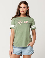 Roxy Cursive Womens Football Tee
