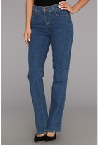 NYDJ Marilyn Straight Leg in Indigo Light Women's Jeans