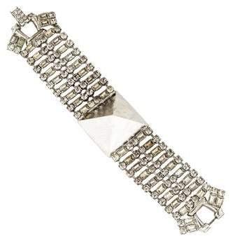 Tom Binns Noble Savage Crystal Stud Bracelet