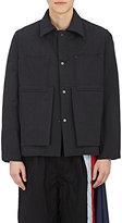Craig Green Men's Cotton-Blend Quilted Work Jacket