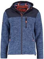 Superdry STORM MOUNTAIN Summer jacket denim marl/navy black