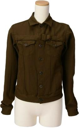 Comme des Garcons Green Jacket for Women