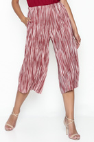 lelis Striped Flare Pants