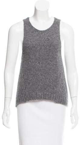 Kaufman Franco Kaufmanfranco Sleeveless Alpaca-Blend Sweater