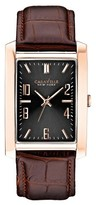 Caravelle New York Men's Caravelle New York Analog Watch - Brown