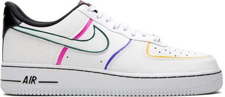 Nike Day of the Dead Air Force 1 low-top sneakers