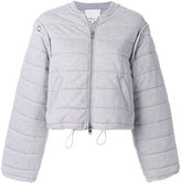 3.1 Phillip Lim quilted bomber jacket