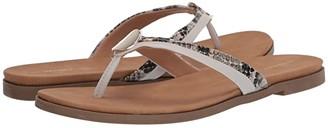 Report Folke (White) Women's Shoes