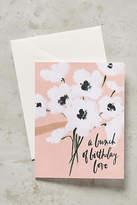 Our Heiday A Bunch Of Birthday Love Card