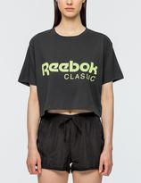 Reebok GR Cropped S/S T-Shirt