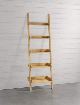 LoftMarks and Spencer Step Ladder Shelving - Natural