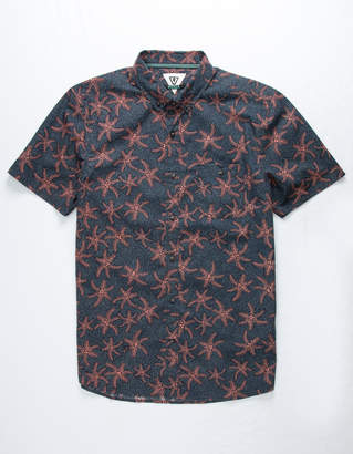 VISSLA Palms Up Mens Shirt
