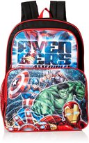 Marvel Boys' Avengers 16 Cargo Backpack