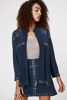 Rebecca Minkoff Bali Jacket With Studs