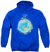 Trevco Yes Rock Band Fragile Album Adult Pull-Over Hoodie