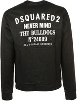 DSQUARED2 Coated Sweatshirt