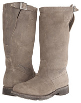 Bikkembergs Vintage Tall Suede Boot
