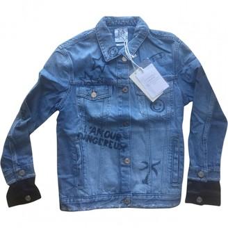 Zoe Karssen Blue Denim - Jeans Jacket for Women