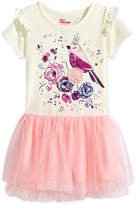Epic Threads Bird-Graphic Tutu Dress, Little Girls, Created for Macy's