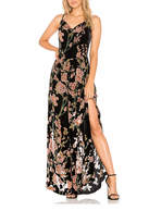 Elliatt Salon Floral Jumpsuit