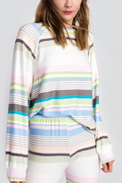 Wildfox Couture Stripe Sweatshirt