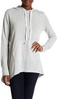 Allen Allen Sharkbite Hooded Sweater