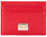 Dolce & Gabbana 'Dauphine' cardholder - women - Calf Leather - One Size