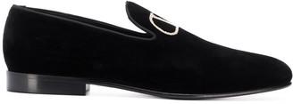 Valentino Garavani VLOGO loafers
