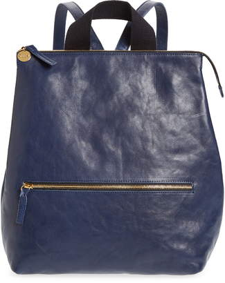 Clare Vivier Remi Leather Backpack