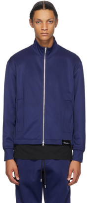 3.1 Phillip Lim Blue Track Jacket