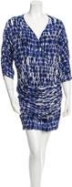 Thakoon Three-Quarter Sleeve Dress