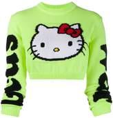GCDS Hello Kitty print T-shirt