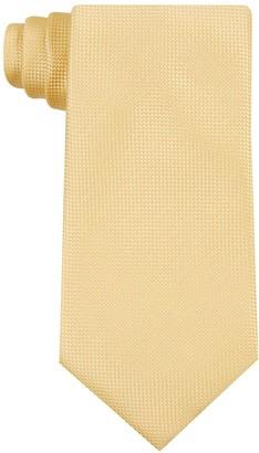 Croft & Barrow Big & Tall Oxford Solid Extra-Long Tie