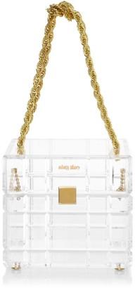 Cult Gaia Phaedra Acrylic Box Bag