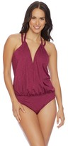 Athena Tulum Texture Jadyn Floating Underwire One Piece