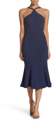 Dress the Population Tessa Crepe Mermaid Dress
