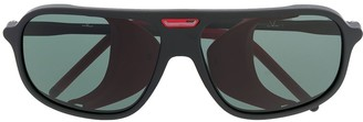 Vuarnet Ice 1811 rectangular sunglasses