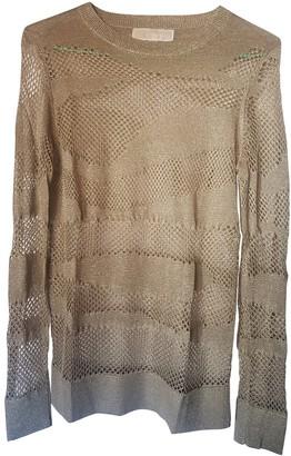 Michael Kors Gold Knitwear for Women