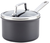 Anolon 2QT. Authority Hard-Anodized Non-Stick Covered Saucepan