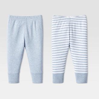Lamaze Baby Boys' Organic Cotton 2pk Pants -