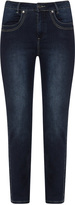 Studio Plus Size Faded slim fit jeans