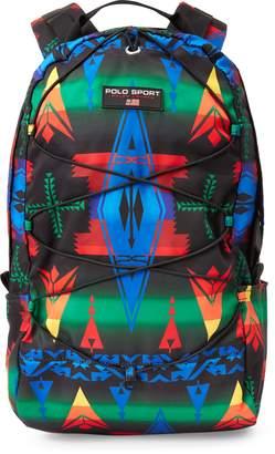 Ralph Lauren Polo Sport Print Backpack