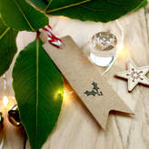 STUDY Little Stamp Store Tiny Holly Crystal Clear Stamp
