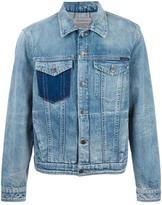 Calvin Klein Jeans chest pockets denim jacket