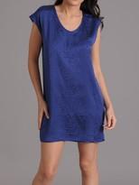 Maiya Printed Mini Dress
