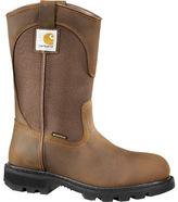 "Carhartt Women's CWP1250 11"" Safety Toe Wellington"