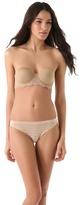 Calvin Klein Underwear Seductive Comfort Customized Lift Strapless Bra