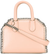 Stella McCartney Nude Falabella Box Mini Shoulder Bag