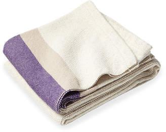 Brahms Mount Matinicus Knit Throw Blanket